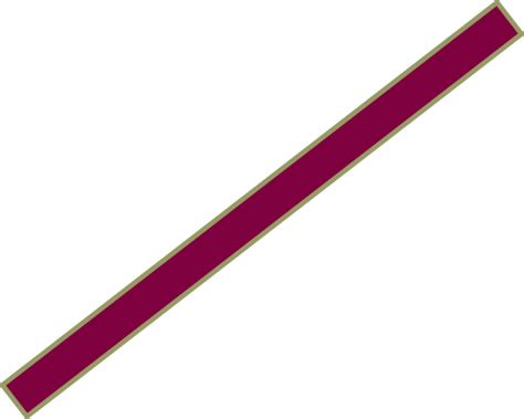 Maroon Ribbon maroon ribbon clip at clker vector clip