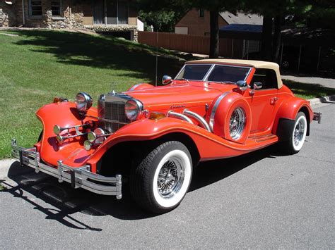 Excalibur Auto by 1983 Excalibur Roadster For Sale Classiccars Cc 813371