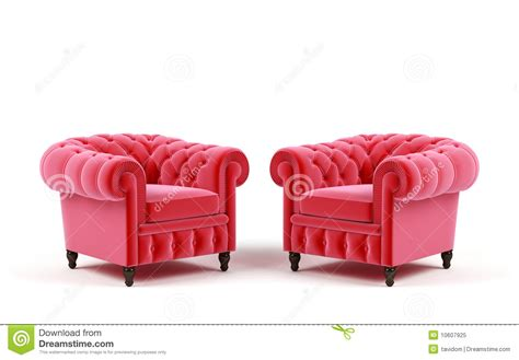 two armchairs two armchairs royalty free stock photo image 10607925