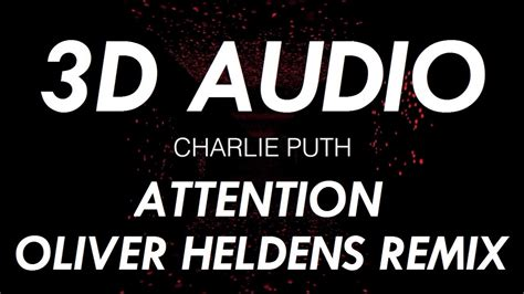 download mp3 attention charlie puth 320kbps download lagu charlie puth attention oliver heldens remix