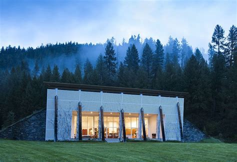 valley of the moon ranch ultra modern montana estate on