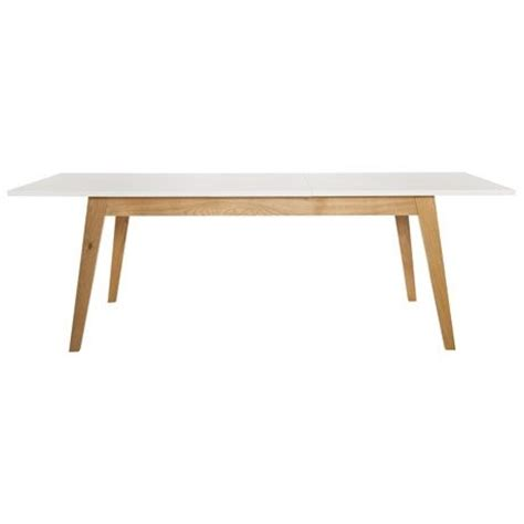 frieda extension dining table 180 225x90cm home ideas