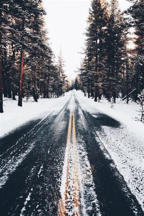 snow wallpaper pinterest lights tumblr