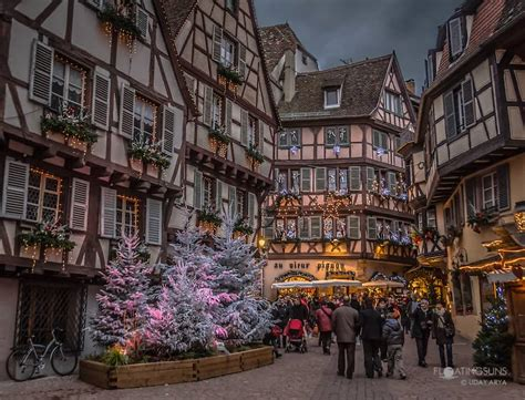 colmar france 25 most incredible christmas markets in the world