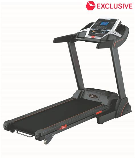 Treadmill Id 6638 M fit24 fitness 3hp peak motorized treadmill with auto lubrication system buy at best