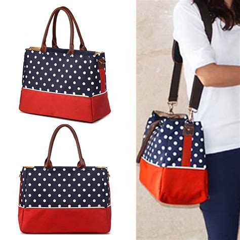 allis baby changing bag tote nappy bags 6pcs blue