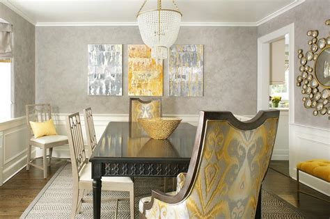 Yellow And Grey Dining Room by 85 Yellow And Gray Dining Room Rugs How To Paint Gray And Yellow Rug For Kitchen Dining