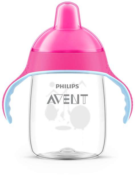 Gelas Philips Avent Sip No Drip Spout Toddler Cup 18m 340ml 61 spout cup scf755 17 avent