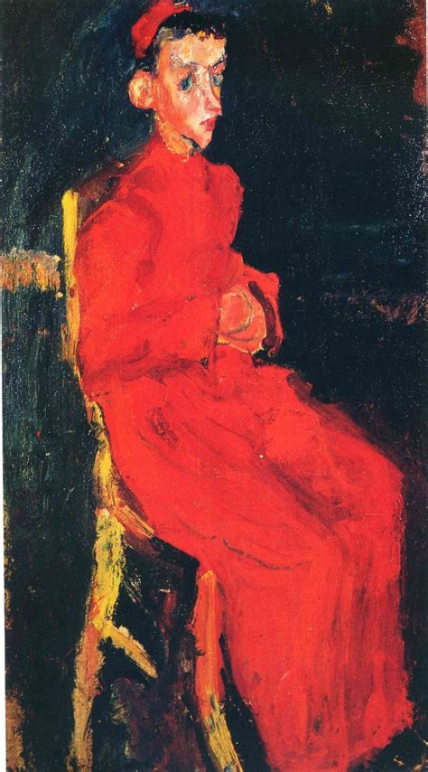 chaim soutine best of 17 best images about chaim soutine on portrait amedeo modigliani and modigliani