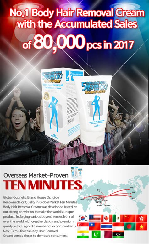 Perontok Bulu House Dr Ten Munite Removal Hair house dr igloo hair removal ten minutes house dr igloo other bodycare products