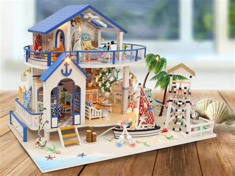 cheap wooden doll house unfinished cheap wooden dollhouse furniture sets for adult and kids buy cheap wooden