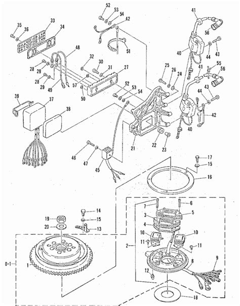 mercury contactor wiring diagram mercury just another