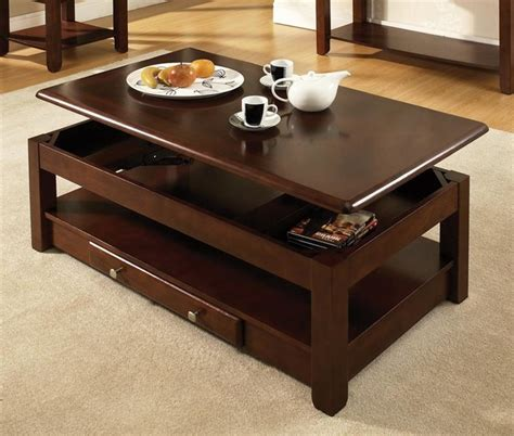 Nelson Lift Top Cocktail Table Oak Contemporary Oak Lift Top Coffee Table