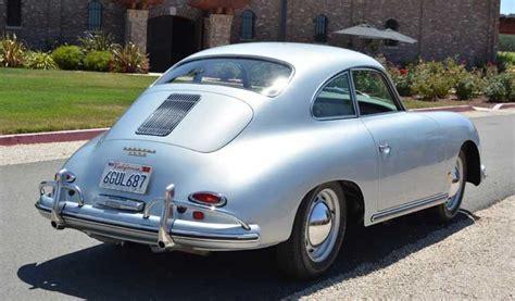 Porsche 356 A Coupe by Porsche 356 A Reutter Coupe Export56