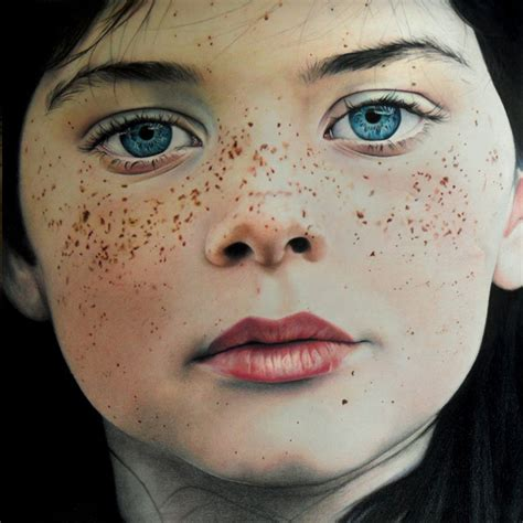 colored pencil painting portraits amazing color pencil portrait by amy robins colossal