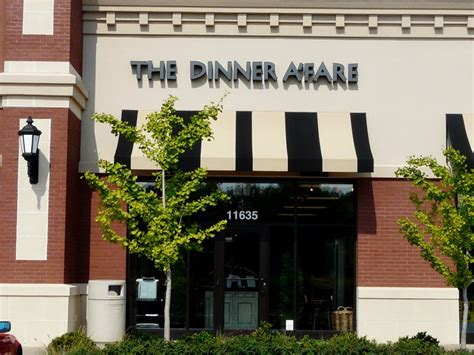 the dinner a fare knoxville turkey creek home knoxville tennessee menu prices