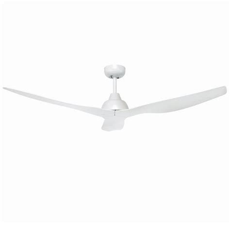 Bahama Dc Ceiling Fan 52 In White With Remote