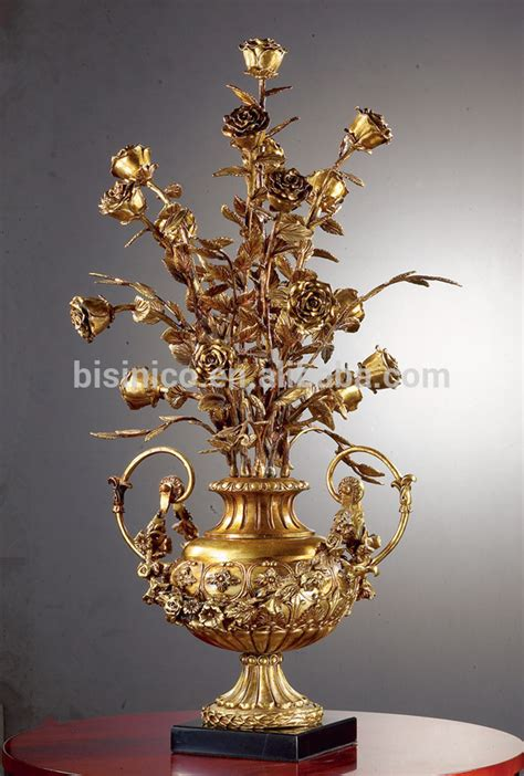 An Antique Urn With More Elaborate Designs And Finishing Pieces Also An Earlier Would Design Bronze Flower Vase Decorative Vase Matching With Antique