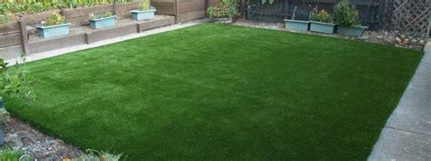 artificial turf backyard synthetic turf sod in a backyard of san rafael
