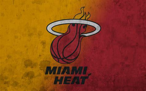 logo miami heat wallpapers pixelstalknet