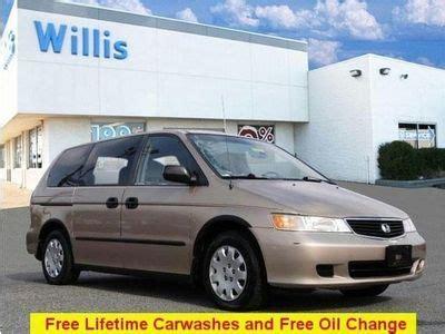 2000 Honda Odyssey Mpg by Sell Used No Reserve 2000 Honda Odyssey Lx Auto V6 Power