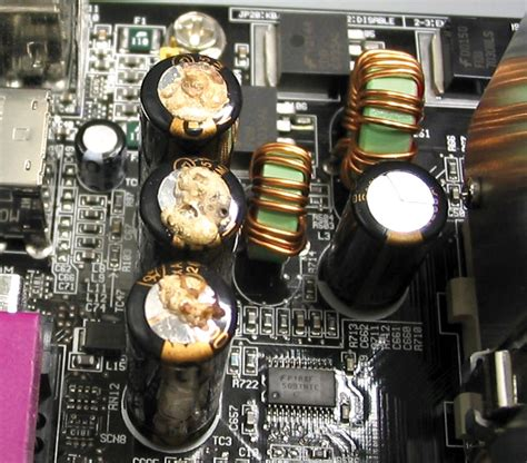 what are leaky capacitors speed up your computer m5poo the website