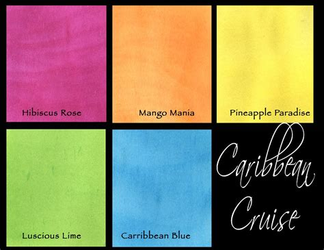 caribbean colors lindy s st gang flat fabio color mist spray set caribbean cruise