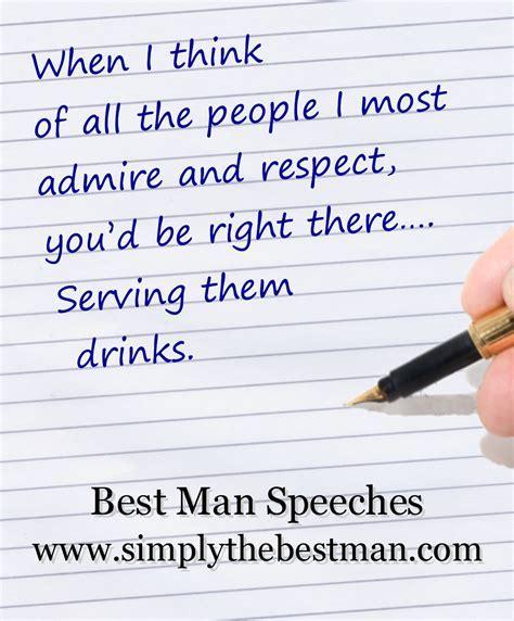 Wedding speeches from Simply the Best Man   wedding   Best