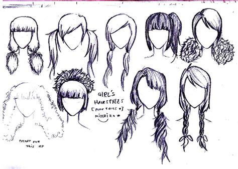 girl hairstyles deviantart long hair styles for girls by puccalabsgaru on deviantart