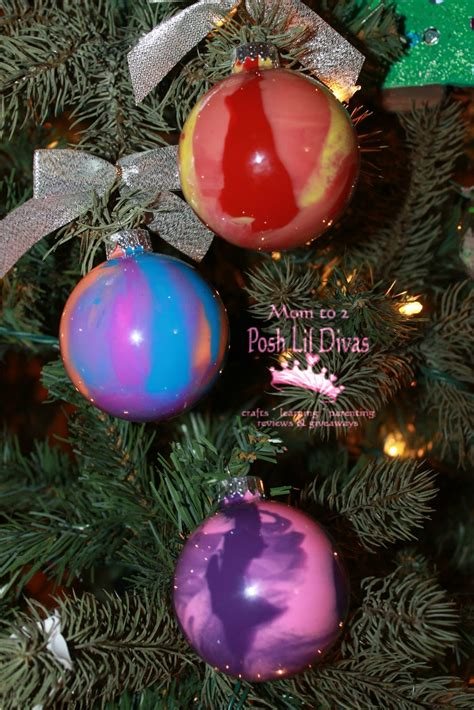 these really add a colorful punch to your tree and would
