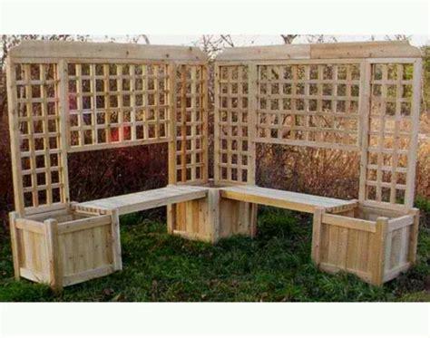 pin  dunway enterprises  pallet ideas    pallets planter bench planter boxes