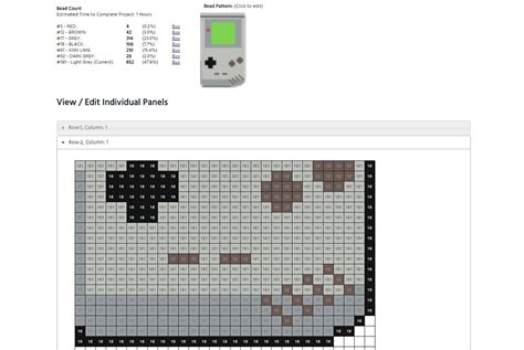 perler bead pattern maker online how to make perler bead patterns krysanthe