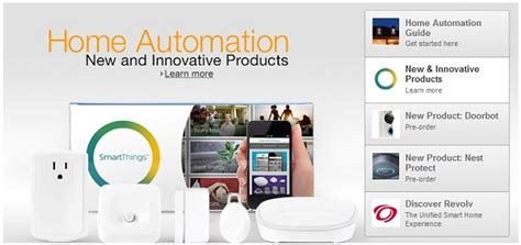 opens home automation shop connected home world