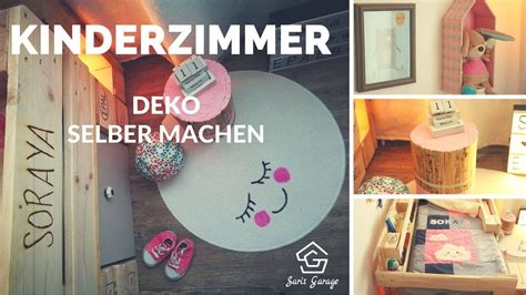 Babyzimmer Deko Selber Machen by Kinderzimmer Deko Selber Machen Diy Einrichten