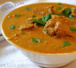 chicken korma indian chicken curry