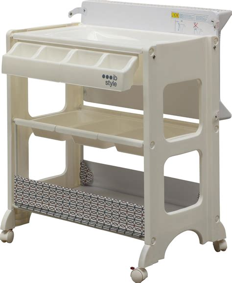 Bath Changing Table Changing Table Bath 4 Decors Baby Storage Bath Tub Unit Ebay