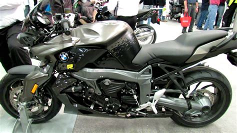 Bmw Motorrad K1300r by 2012 Bmw K1300r At 2012 Montreal Motorcycle Show Salon