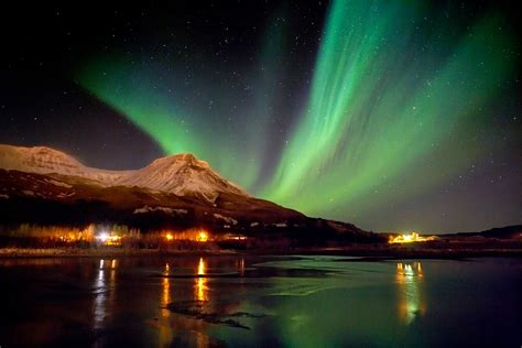 good place to see northern lights in iceland iceland 24 iceland travel and info guide best time
