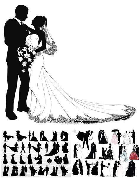 eps format wedding clip art bride silhouette clip art bride silhouette clip art free