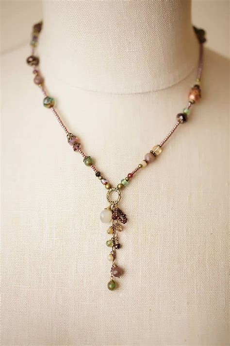 Handmade Necklace Ideas - 1000 ideas about handmade jewelry designs on