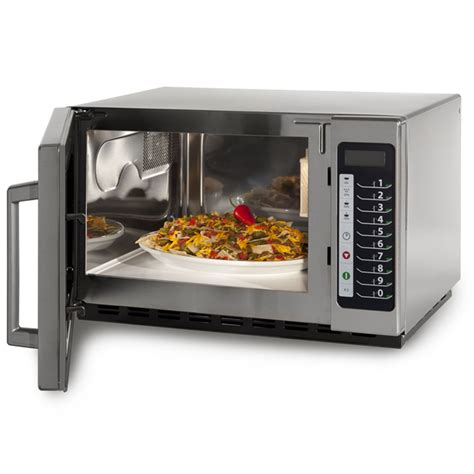 Microwave Menumaster menumaster commercial microwave rcs511ts medium volume