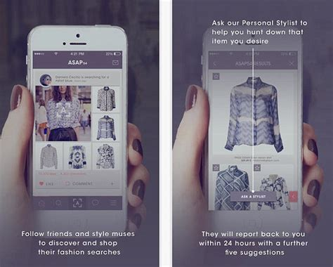 App That Finds Shazam Of Fashion Asap54 App Finds Clothes In A Flash Daily Mail