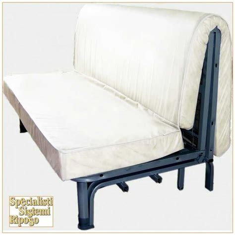 materasso letto materasso divano letto sezionato
