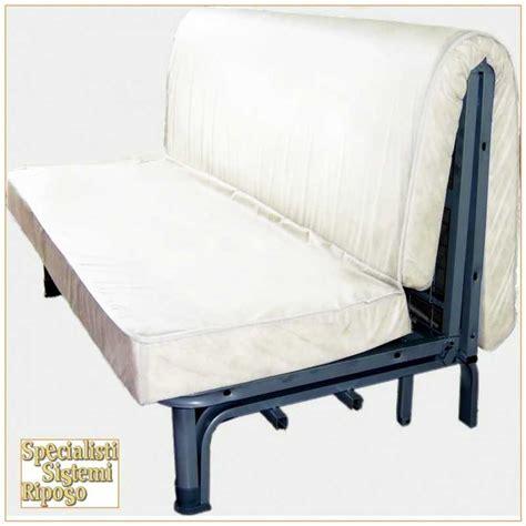 materasso divano letto materasso divano letto sezionato