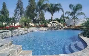 Big Backyard Pools Garden Design 13908 Garden Inspiration Ideas