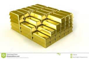 Bar With Granite Top Gold Ingot Royalty Free Stock Images Image 21980459
