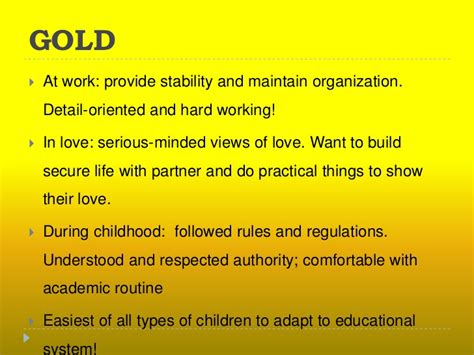 Gold Meaning - Gold Color Psychology