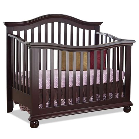 Sorelle Baby Crib Sorelle Verona Crib Cribs Sorelle Elite 4in1 Convertible Crib Brown 100 Baby Crib