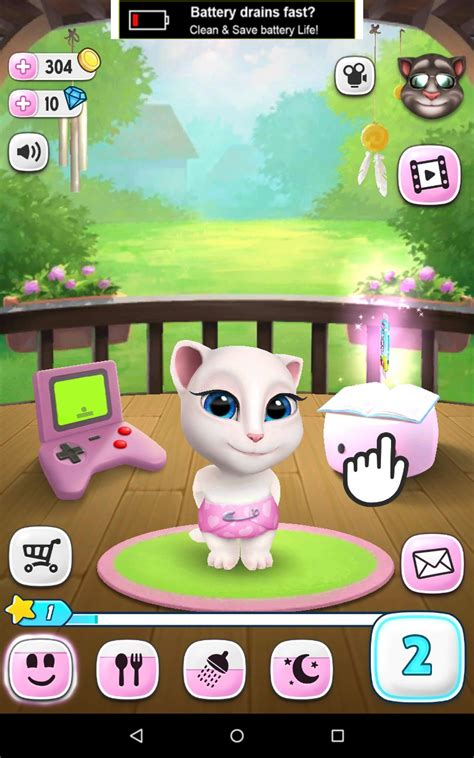 my talking angela gry do android pobierz free my
