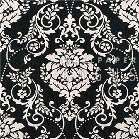 Wallpaper Sticker Dinding Putih Batik Hitam Abstrak Minimalis Modern hitam putih yang mencuri perhatian desain wallpaper bagus